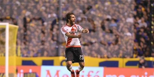 """Ponzio: """"Tengo ganas de seguir jugando al fútbol, la prioridad la tiene River"""""""