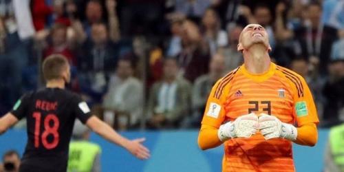 Por primera vez Caballero comenta sobre su actuación en el Mundial