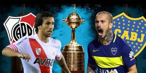 Por primera vez, clásico argentino en la final de la Copa Libertadores