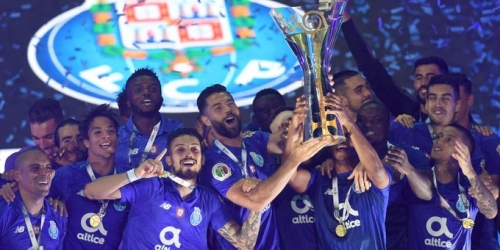 Porto se proclama campeón de la Supercopa de Portugal