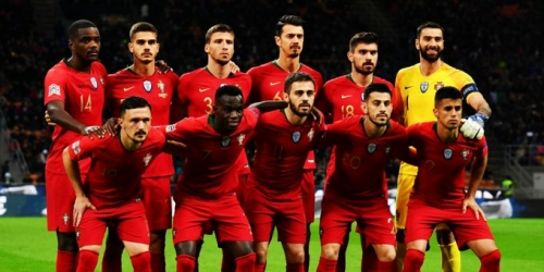 Portugal empata y se meta en el Final Four de la UEFA Nations League
