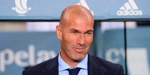 Quieren a Zidane en Manchester