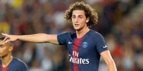 Rabiot se niega a la renovación de contrato con el Paris Saint-Germain