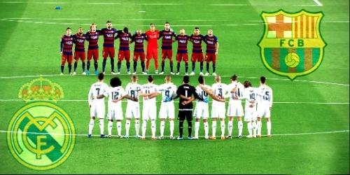 Real Madrid ante FC Barcelona un clásico con tintes de historia