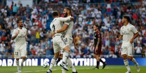 Real Madrid derrota al Getafe y empieza con pie derecho LaLiga Santander