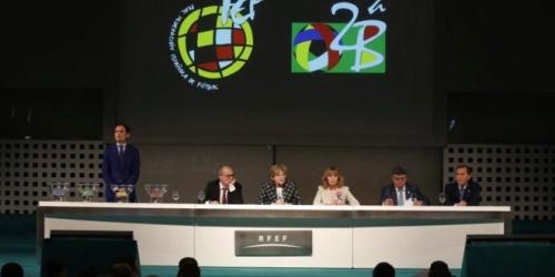 RFEF presenta calendario de la Liga Española