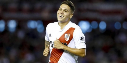 River Plate ejecutará opción de compra por Juan Fernando Quintero
