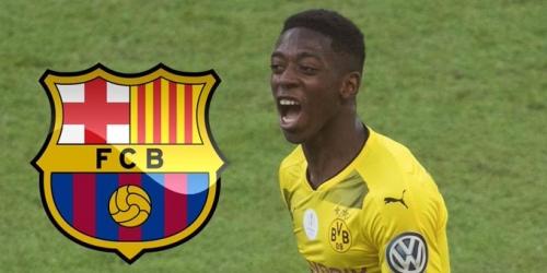 (RUMOR) Barcelona, Ousmane Dembelé sería el recambio de Neymar