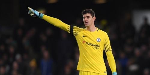 Chelsea esperaría jugar ante el Leicester para la posible salida de Courtois al Madrid