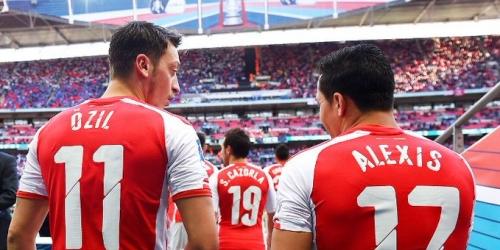 (RUMOR) El Arsenal ya ha escogido los sustitutos para Alexis y Özil