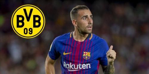(RUMOR) El Borussia Dortmund con todo por Paco Alcácer