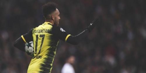 (RUMOR) El Everton quiere fichar a Pierre-Emerick Aubameyang
