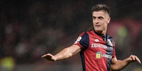 (RUMOR) El Genoa pone fecha para negociar por Piatek