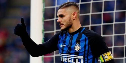(RUMOR) El Inter de Milán blinda a Icardi con una cláusula de 130 millones de euros