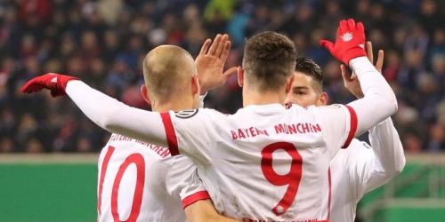 (RUMOR) El Madrid ya inició negociaciones por Lewandowski para ficharlo en verano