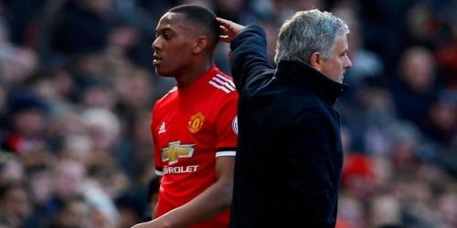 (RUMOR) El Manchester rechazó una oferta por Anthony Martial