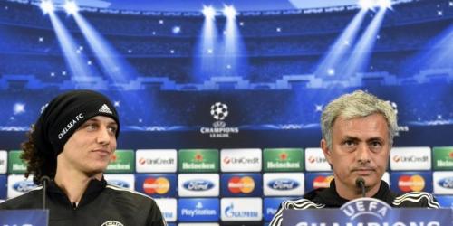 (RUMOR) El Manchester United interesado en David Luiz