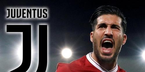 (RUMOR) Emre Can nuevamente en la órbita de la Juventus