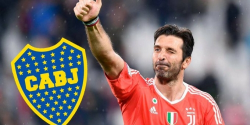 (RUMOR) ¿Gianluigi Buffon ficha por Boca Juniors?