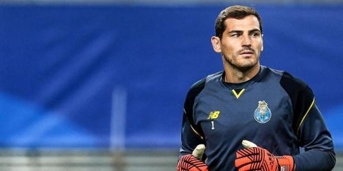 (RUMOR) Iker Casillas podría ir al Liverpool de Inglaterra