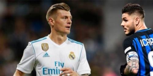 (RUMOR) Inter se desprende de su goleador por Kroos