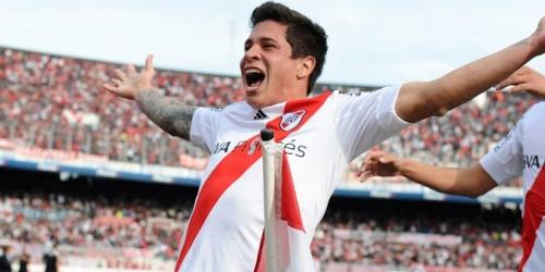 (RUMOR) Juan Manuel Iturbe llegaría a River Plate para la siguiente temporada