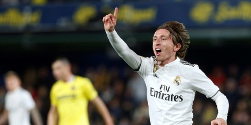 (RUMOR) Juventus le hace un guiño a Modric