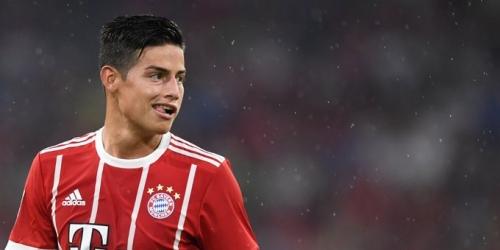 (RUMOR) La MLS en busca de James Rodríguez