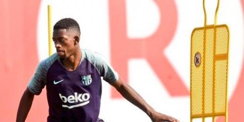 (RUMOR) La Premier League atentos con el futuro de Dembelé