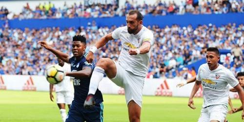 (VIDEO) Liga de Quito le gana a Emelec en el Capwell