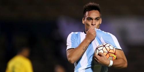 (RUMOR) Lutaro Martínez enfría al Inter de Milán