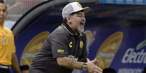 (RUMOR) Maradona quiere traer a Dorados un campeón olímpico