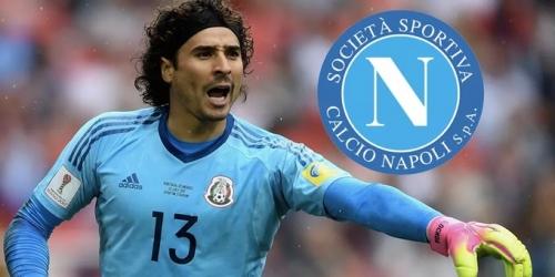 (RUMOR) Memo Ochoa llama la atención del Napoli