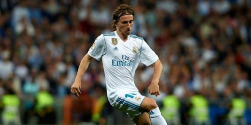 (RUMOR) Modric podría dejar el Madrid para irse a este equipo