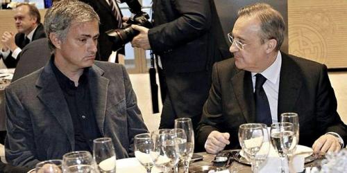 (RUMOR) Mourinho estaría cada vez más cerca del Madrid