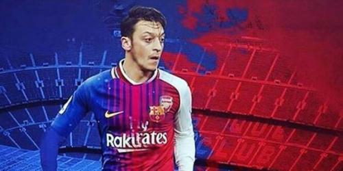 (RUMOR) Özil pide una cantidad astronómica por fichar por el Barça