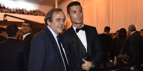 """(VIDEO) Platini: """"No entiendo el traspaso de Cristiano a la Juventus"""""""