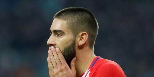(RUMOR) Posible salida de Carrasco del Atlético de Madrid
