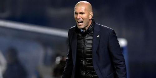 (RUMOR) PSG tras Zidane