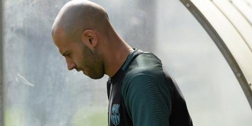 (RUMOR) Puede que Mascherano deje el Barça en el 2018