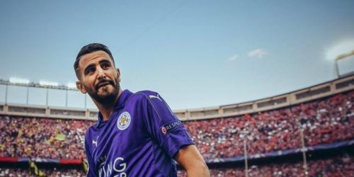 (RUMOR) Riyad Mahrez y su salida del Leicester