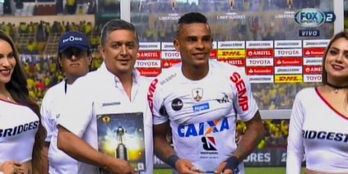 (RUMOR) Santos de Brasil estaría en busca de Jonathan Álvez