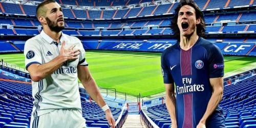 (Rumor) Se detiene el intercambio entre Benzema y Cavani
