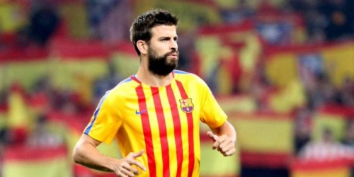 (RUMOR) Un equipo de Segunda División de España pide a Piqué que lo compre