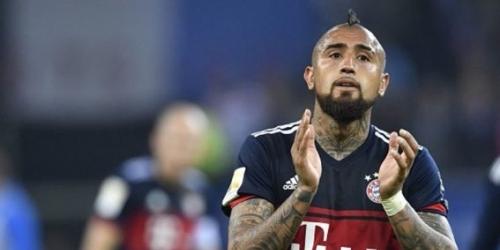 (RUMOR) Ya no le quieren a Vidal en el Bayern Munich