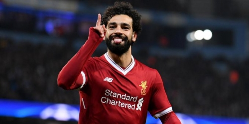 Salah en solitario por la lucha de la Bota de Oro