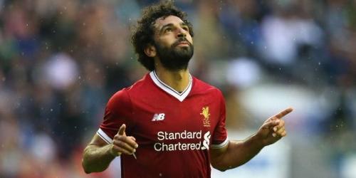 Salah ha alcanzado un nuevo récord