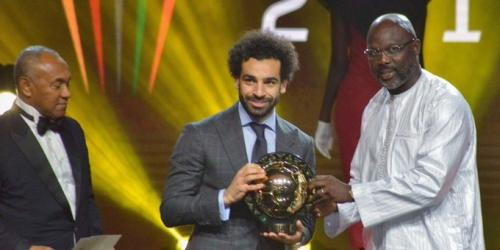Salah por segundo año consecutivo es elegido Mejor Jugador de África