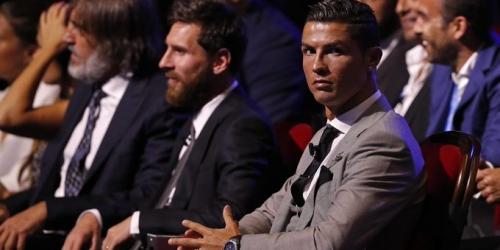 Se desvela el voto de Messi y Cristiano para el premio The Best