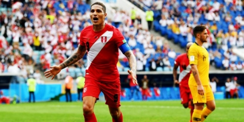 Selección de Perú vuelve a triunfar en un Mundial después de 40 años